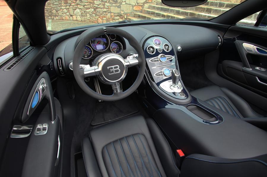 bugatti veyron vitesse review 2017 autocar. Black Bedroom Furniture Sets. Home Design Ideas