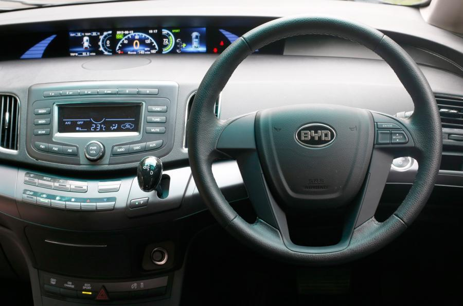 BYD e6 Review (2019) |...