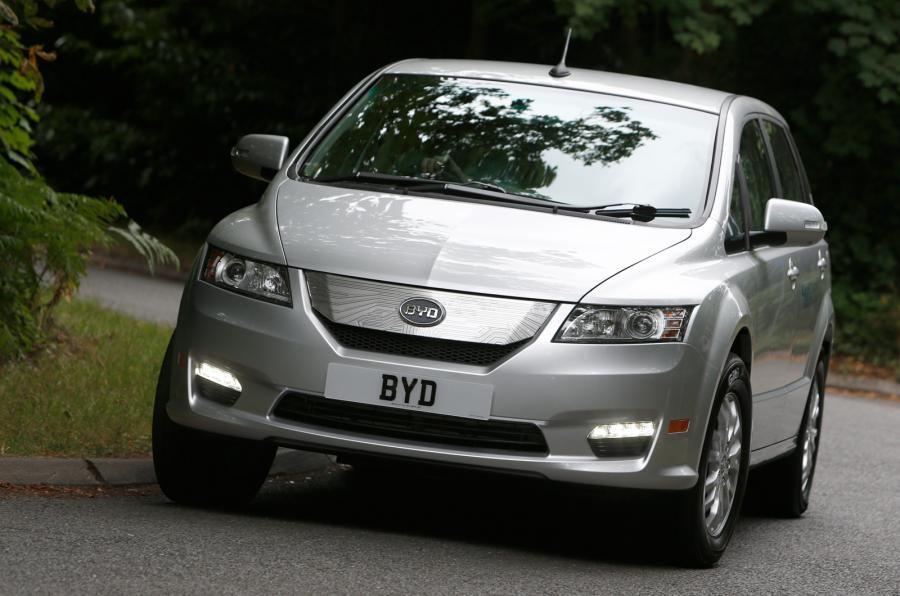 Byd E6 Review 2016 Autocar
