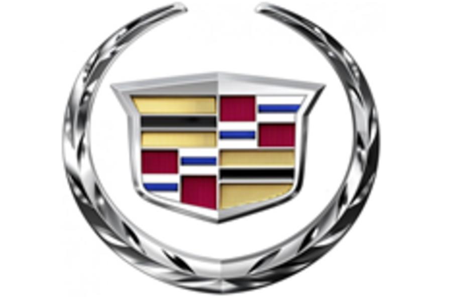 Cadillac facelifts its logo