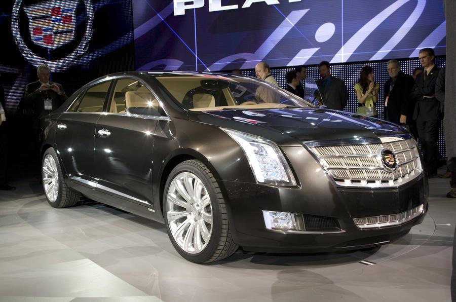 Premium Cadillacs for Europe