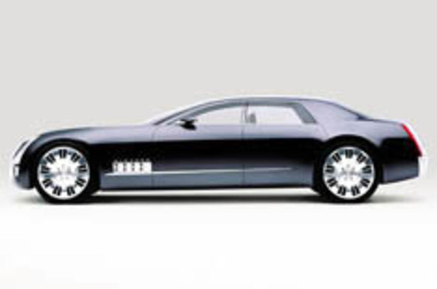 Caddy super-limo to take on Germans