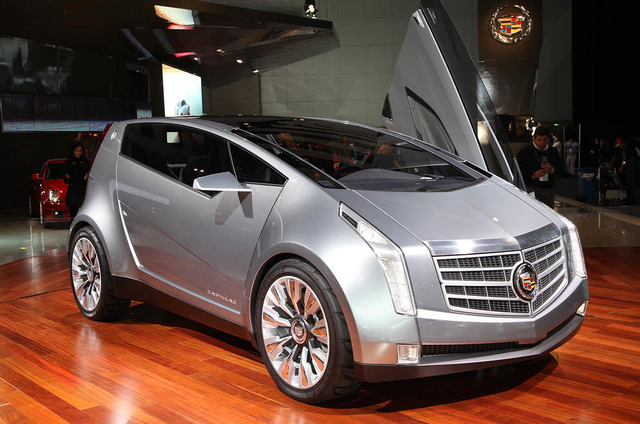 Cadillac plans seven new models