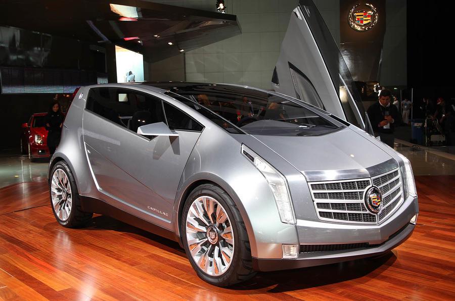 Cadillac plans seven new models