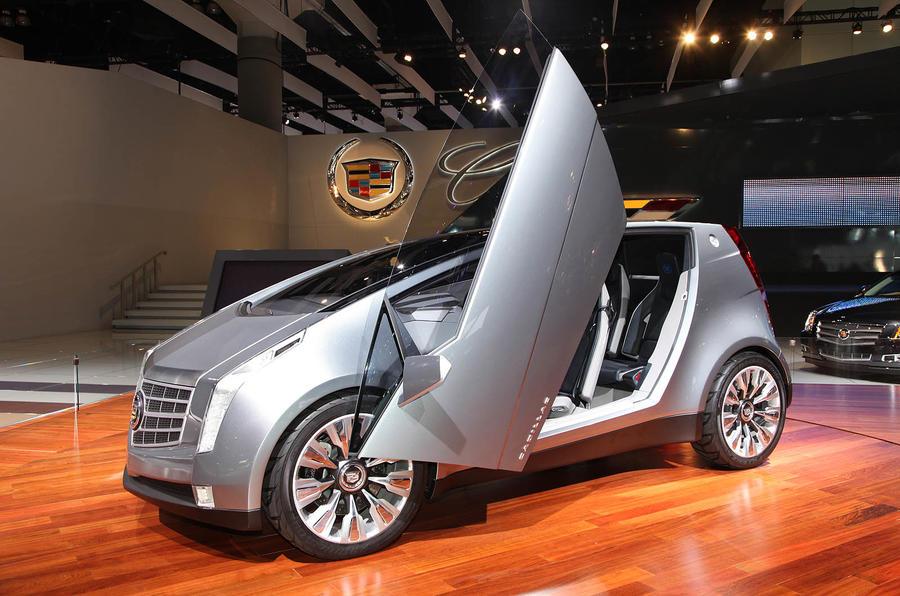 La motor show 2010 cadillac urban luxury autocar for Cadillac motor car company