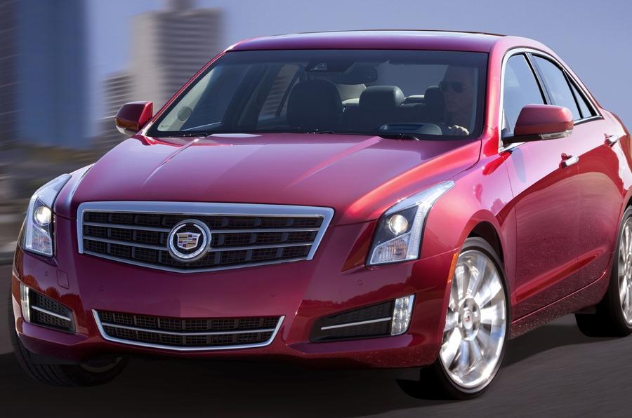 Detroit motor show: Cadillac ATS