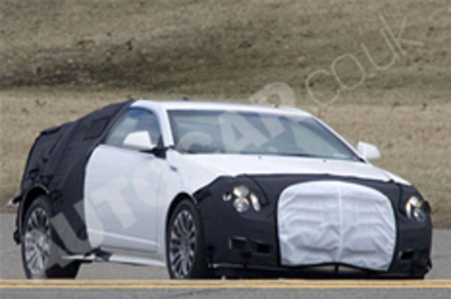 Scoop: Cadillac CTS coupé
