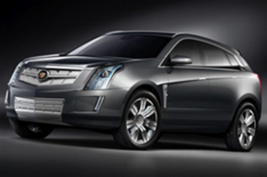 Cadillac Provoq concept previews BRX