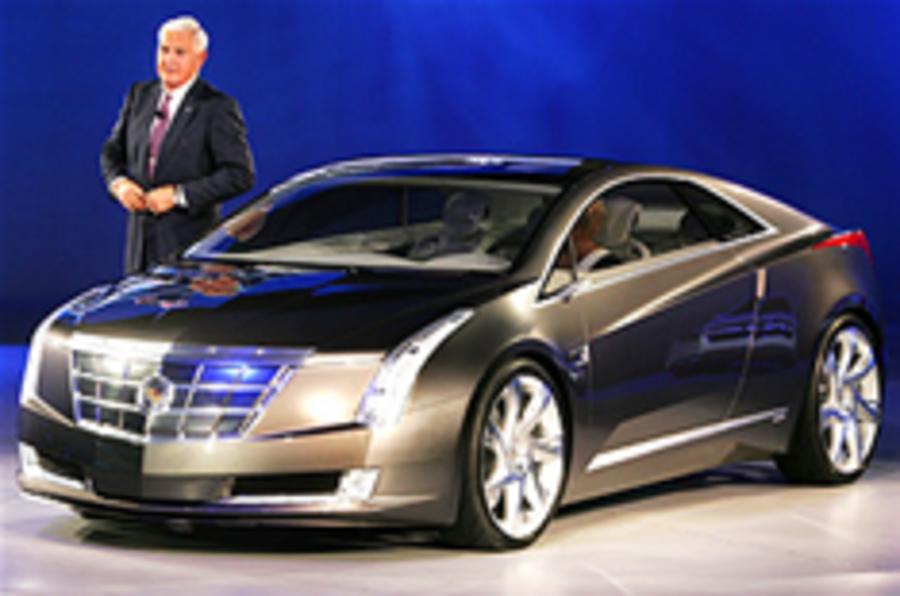 Cadillac Converj cuts a dash