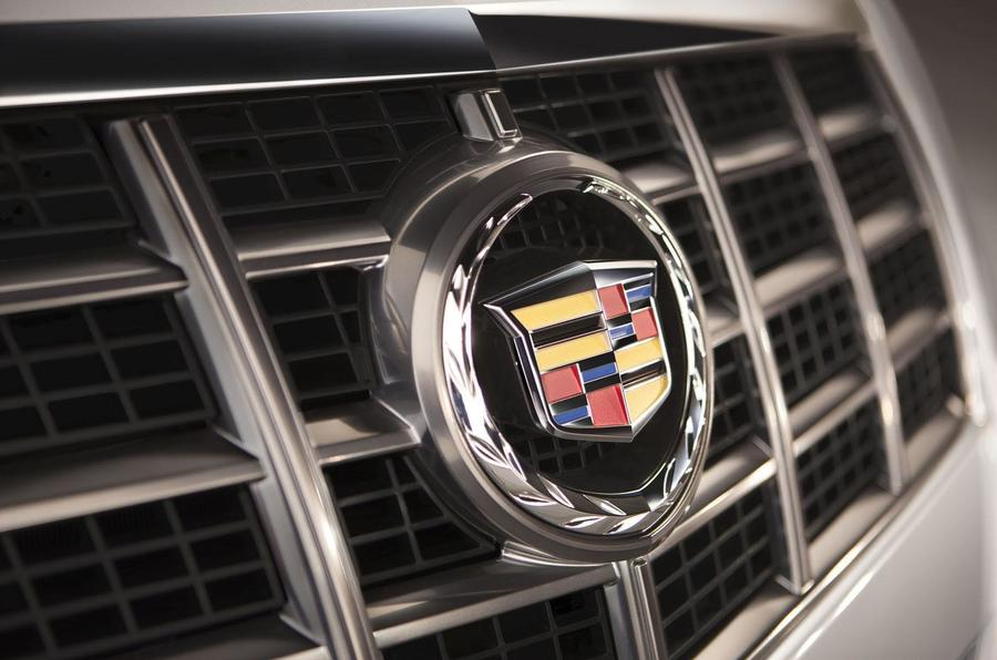 New York motor show: Cadillac CTS