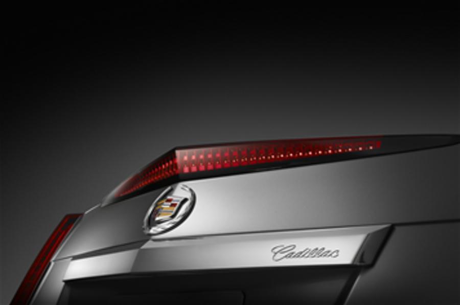 Geneva motor show: Cadillac relaunch