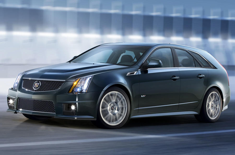 Cadillac Cts V Wagon For Sale >> Cadillac's 556bhp estate | Autocar