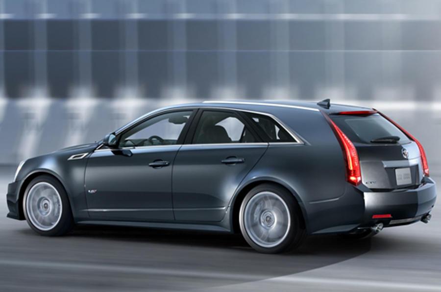 Cadillac's 556bhp estate