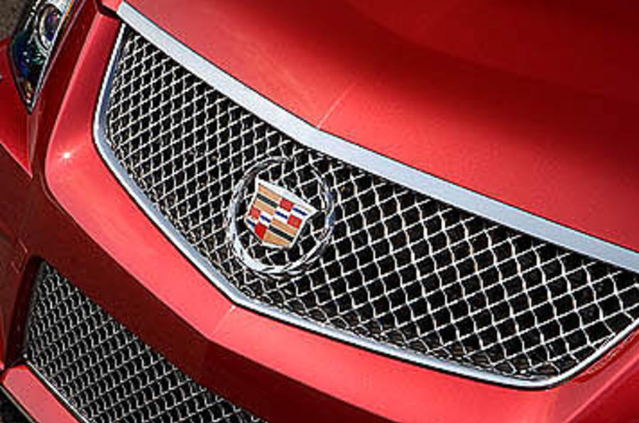 Cadillac plots European return