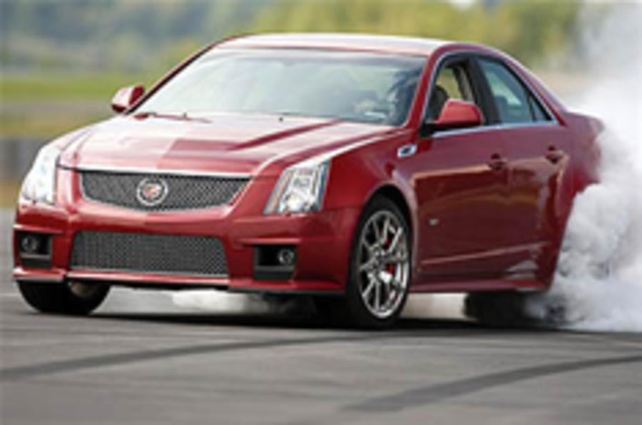 cadillac cts v will cost 56k autocar. Black Bedroom Furniture Sets. Home Design Ideas