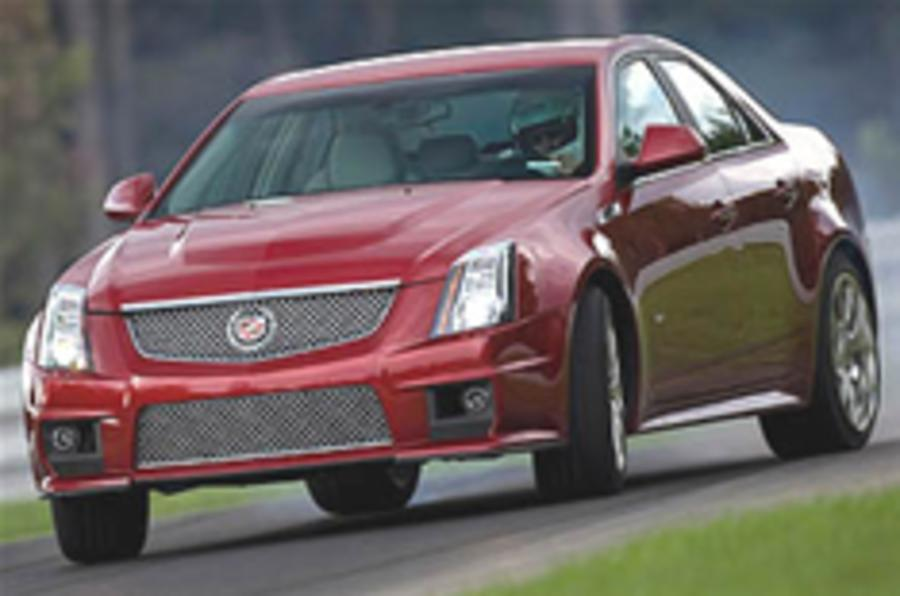 Cadillac cuts sales in Europe
