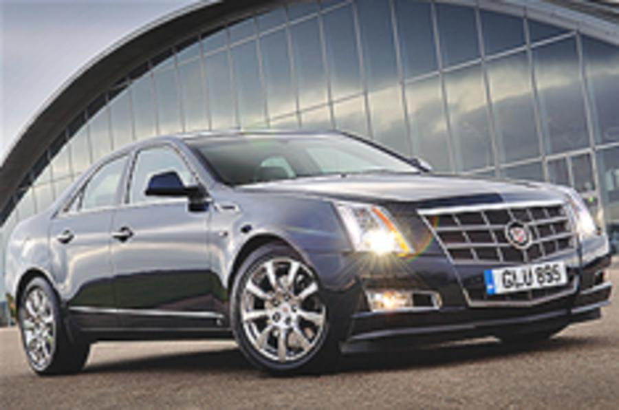 Caddy CTS prices, but no CTS-V