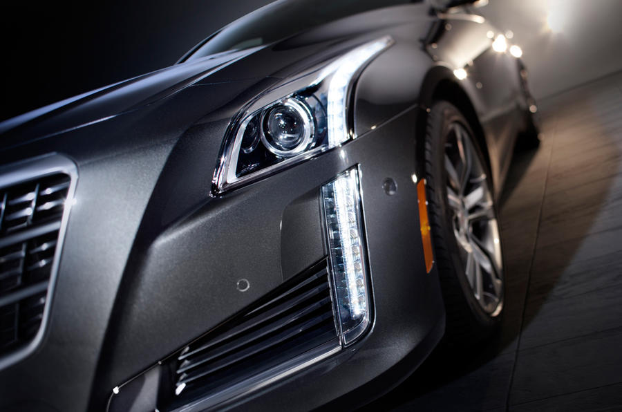 Frankfurt motor show: Cadillac CTS