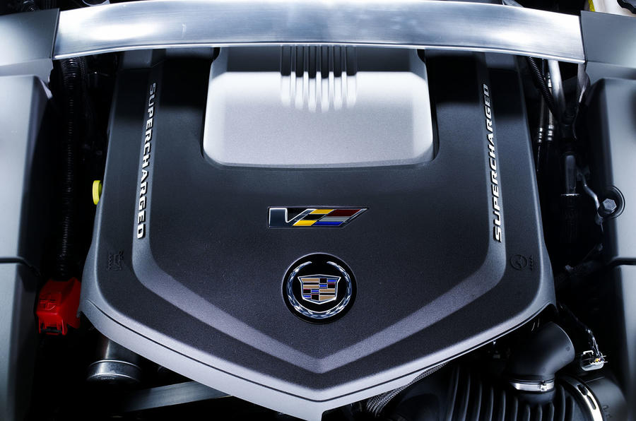 UK-specific Cadillac CTS-V planned
