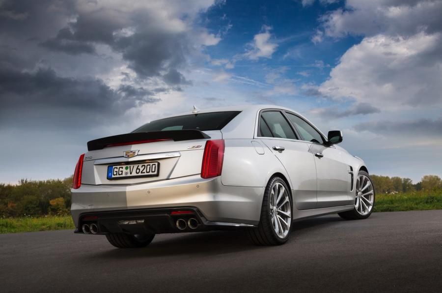 Cadillac cts v review 2017 autocar - Cadillac cts v coupe specs ...