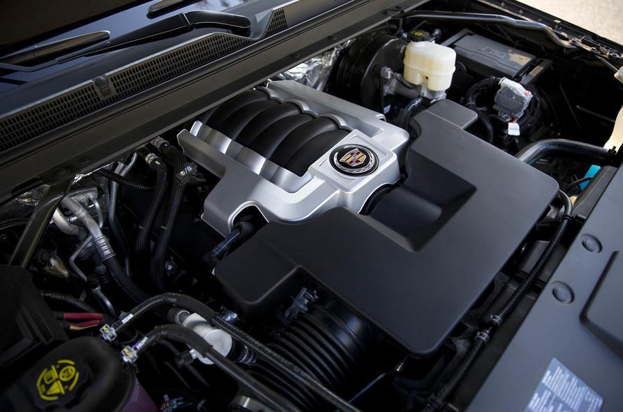 Cadillac Escalade 6.2-litre V8 engine