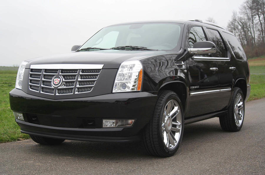 Caddy's new Escalade for Europe