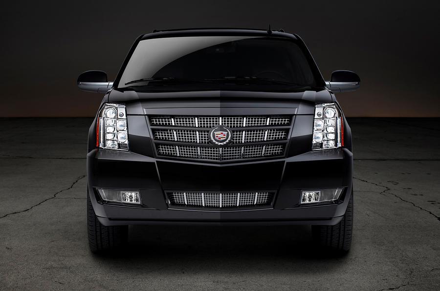 Imposing Cadillac Escalade