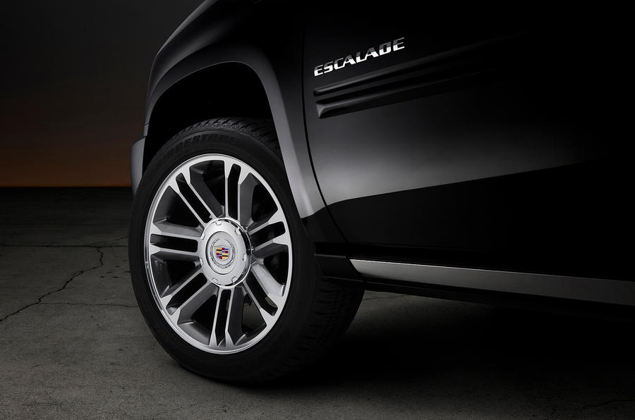 Cadillac Escalade alloy wheels