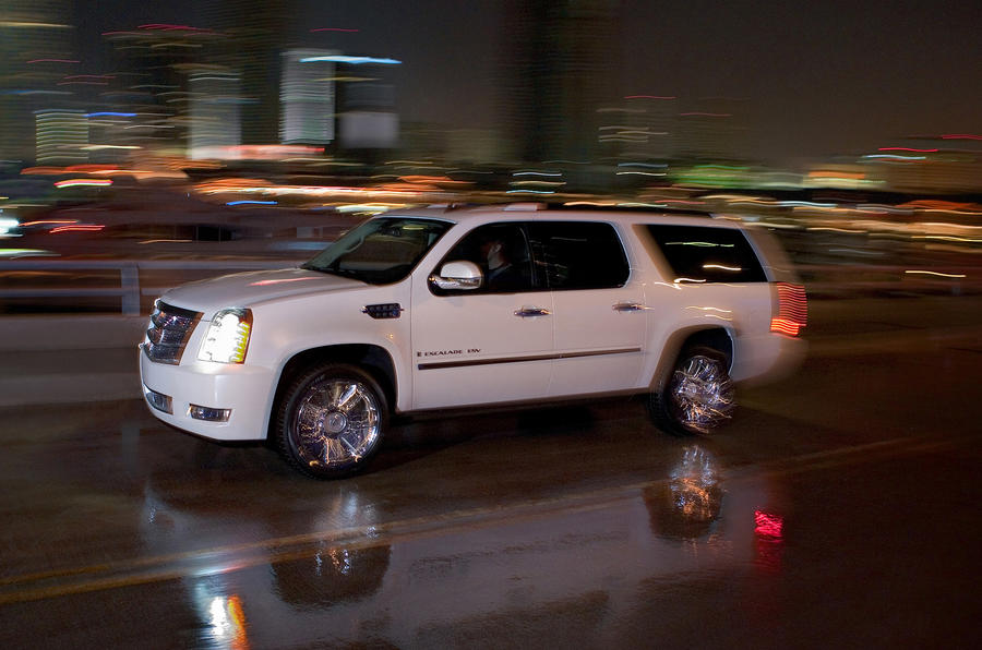 Hybrid Cadillac Escalade