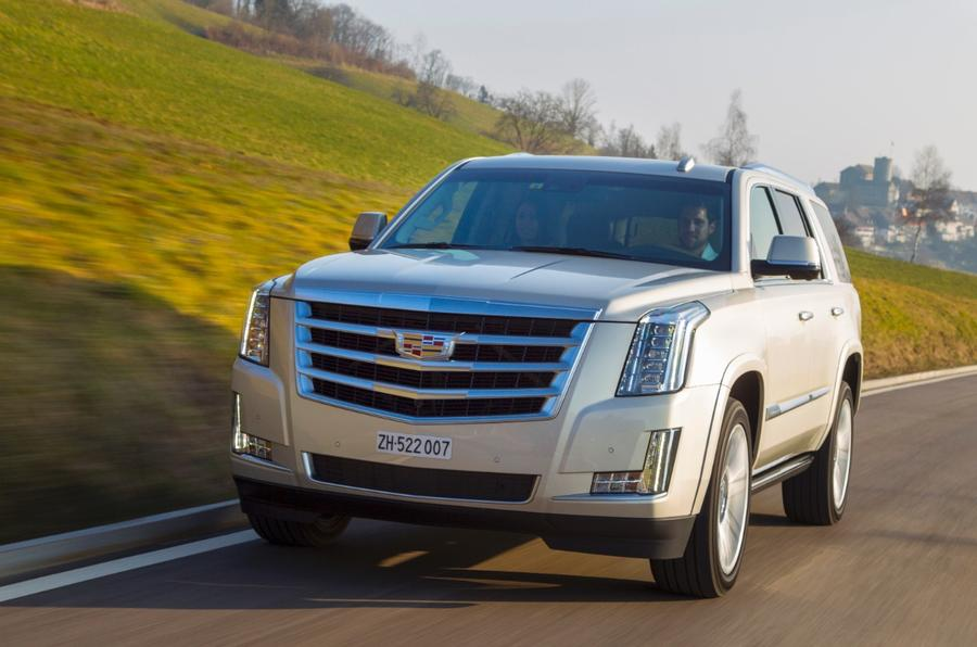 Cadillac Escalade Review 2019 Autocar