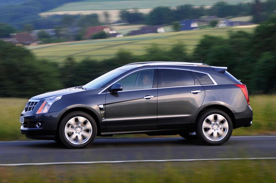 Cadillac CTS-inspired SRX SUV