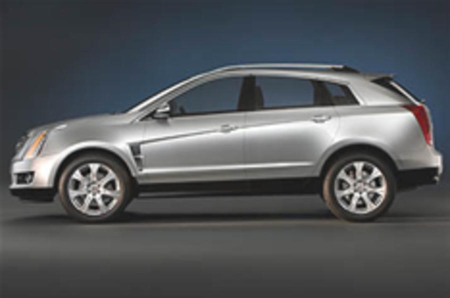 New Caddy SRX breaks cover