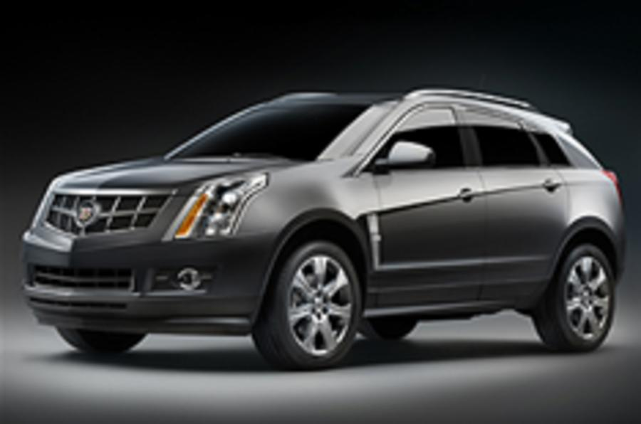 Caddy's new SUV for Europe