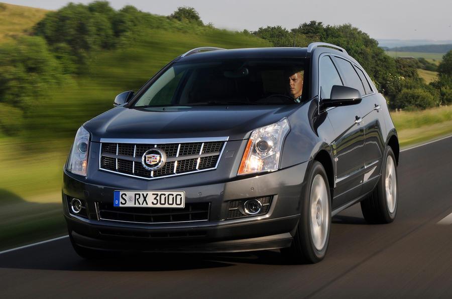 The diesel Cadillac SRX