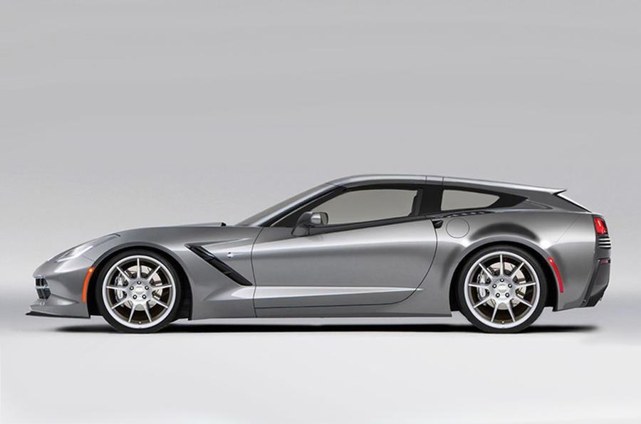 Callaway Corvette AeroWagon confirmed