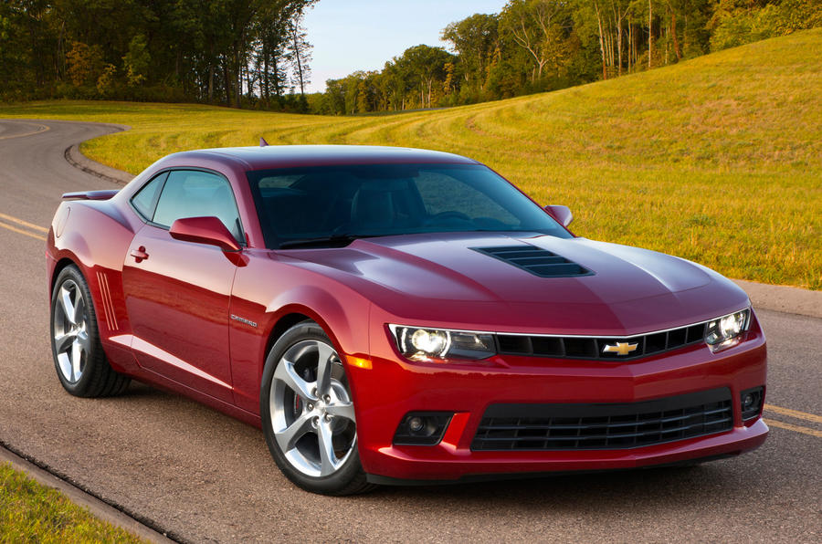 Chevrolet Camaro pricing announced