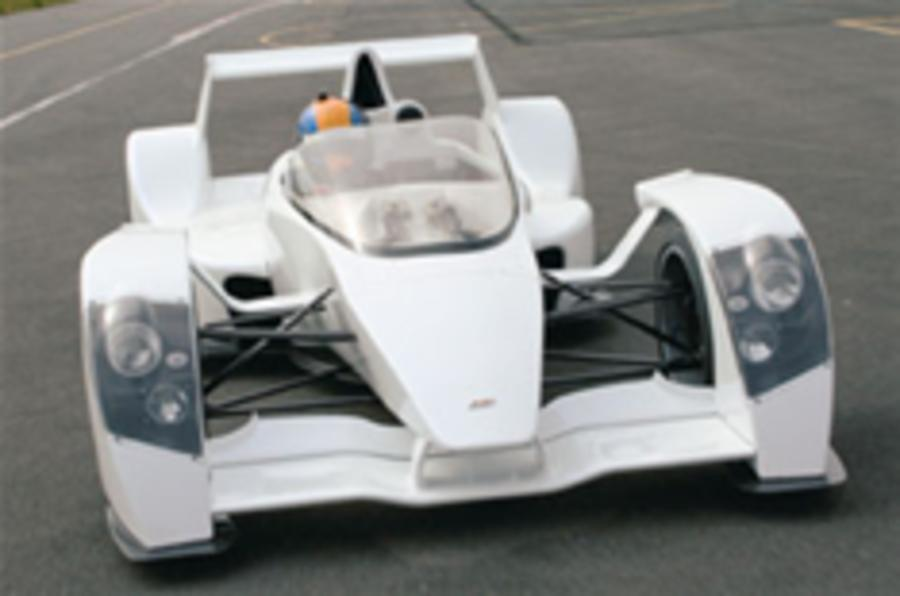 Caparo T1: watch the video