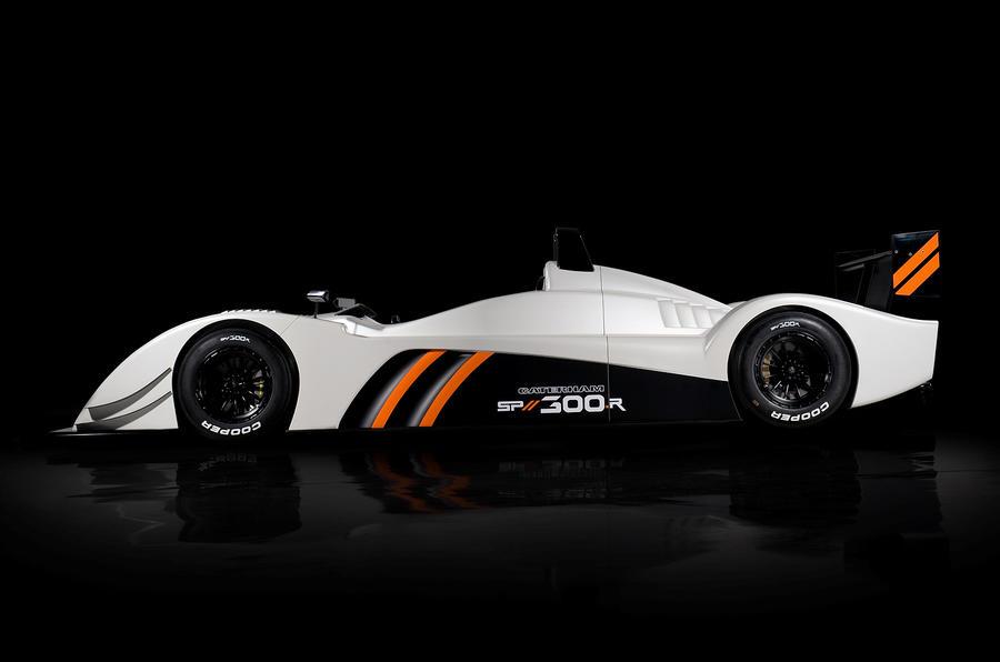 Caterham's new 300bhp racer