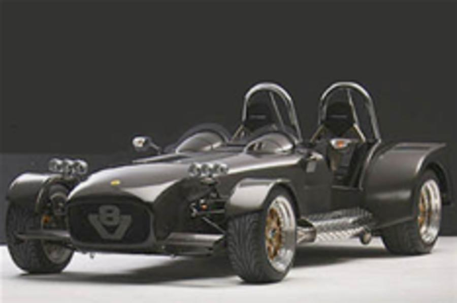 Caterham Levante sells out