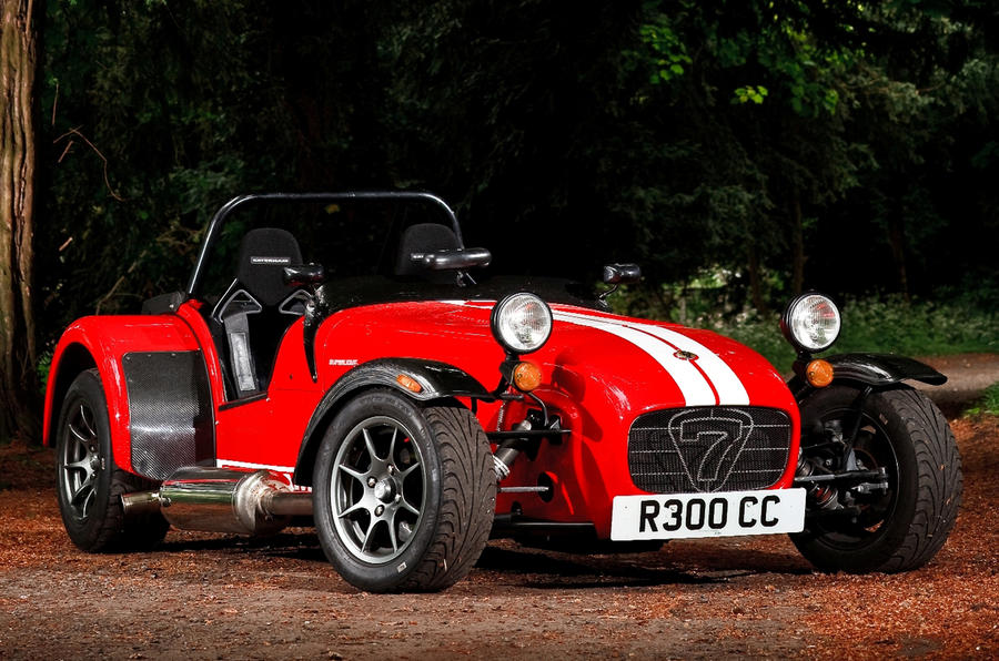 Caterham launches sub-brand