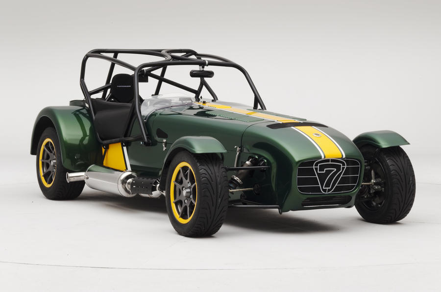 Caterham plans model expansion