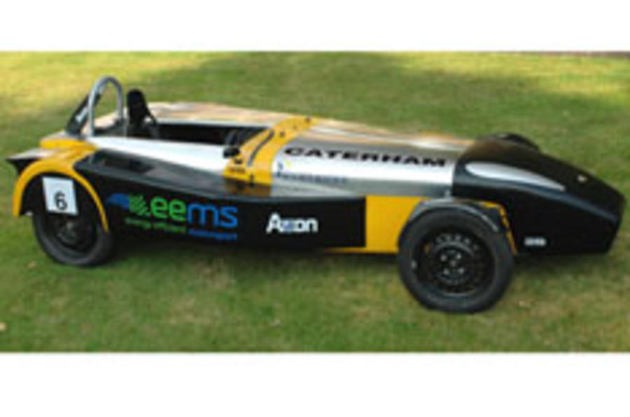 Caterham returns 131mpg