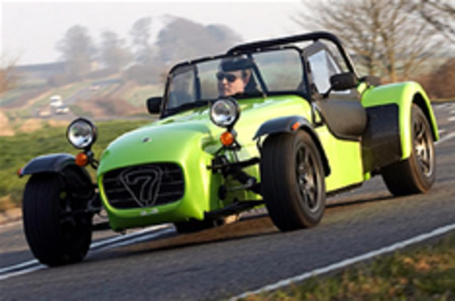 Help design next Caterham