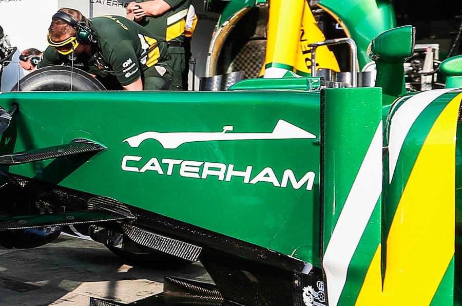Caterham teases all-new sports car