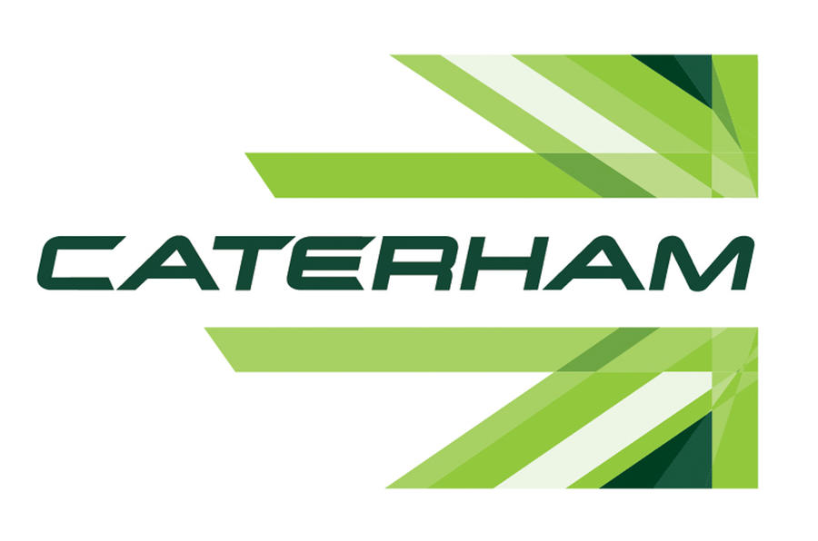 Caterham unveils new corporate logo