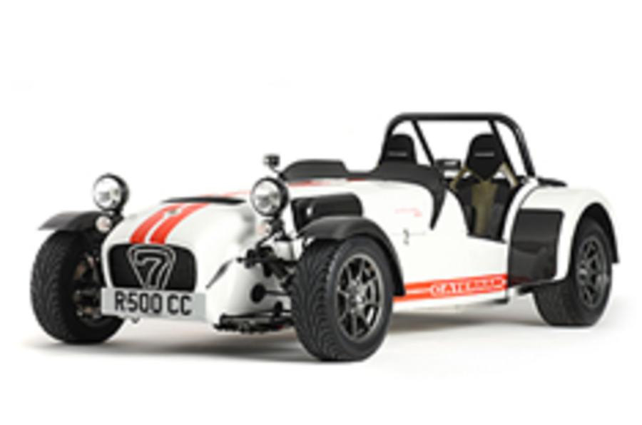 UPDATED: new Caterham R500