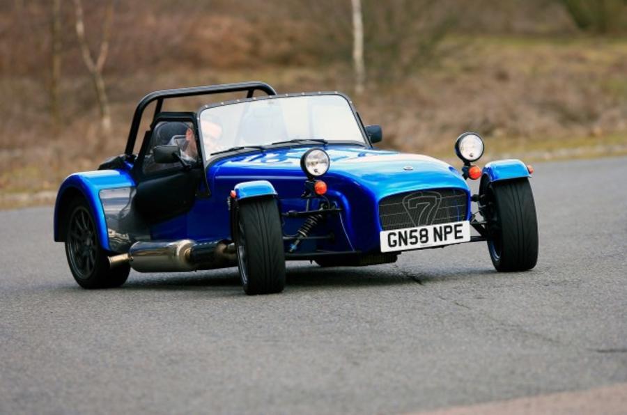 Caterham sports car set for 2014 reveal