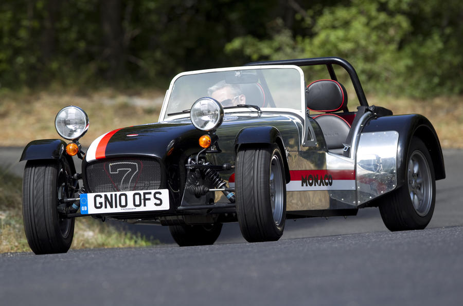 Caterham plans all-new model