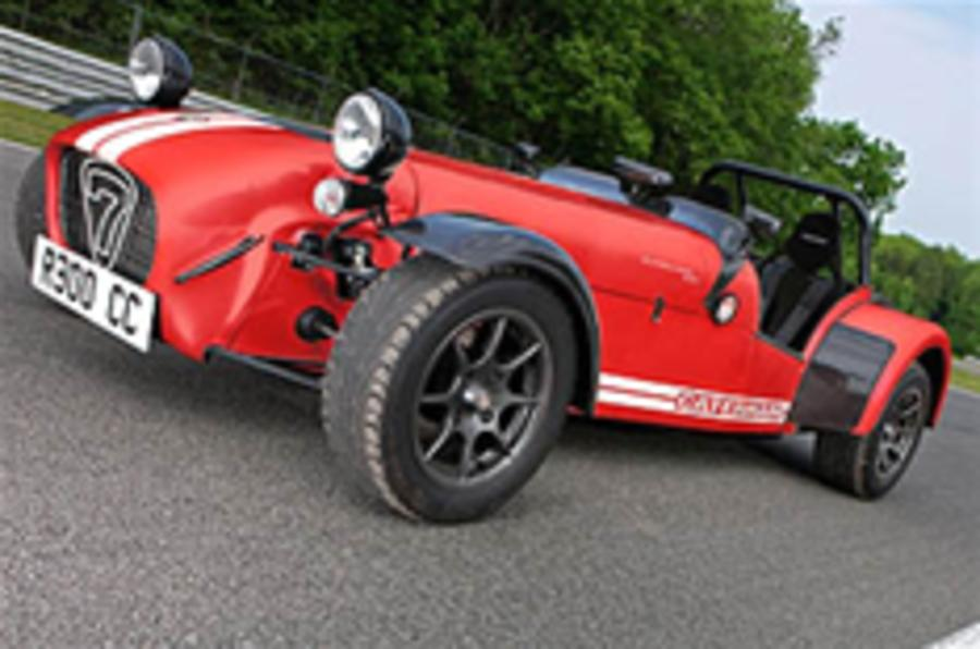 Caterham R300 Superlight reborn
