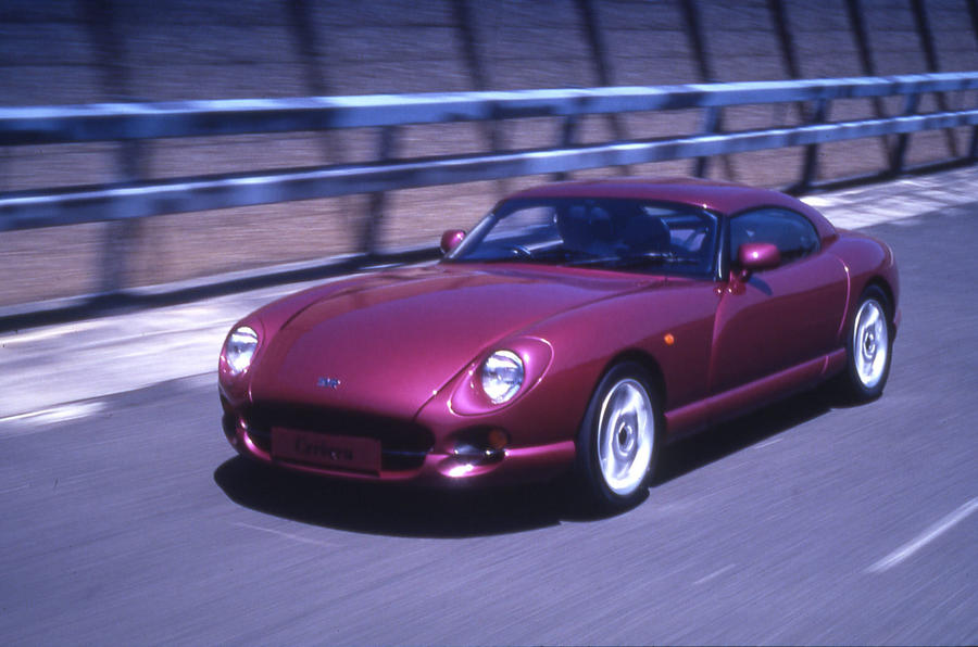 Help me decide the nation's favourite TVR